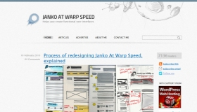 Janko at Warp Speed