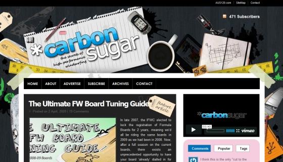 Carbon Sugar
