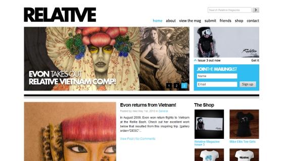 Relative Magazine
