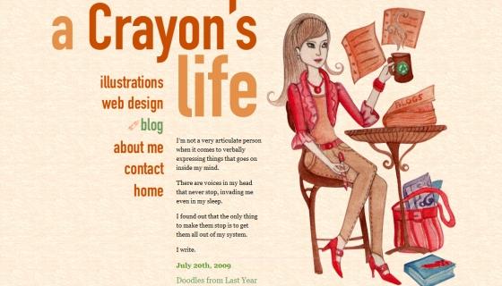 A Crayon's Life