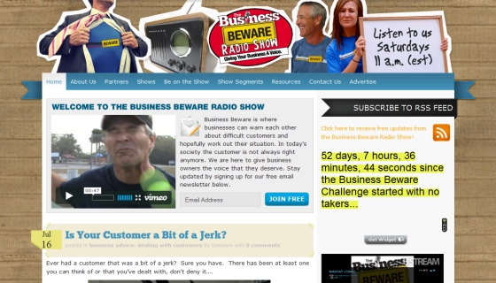 Business Beware Show