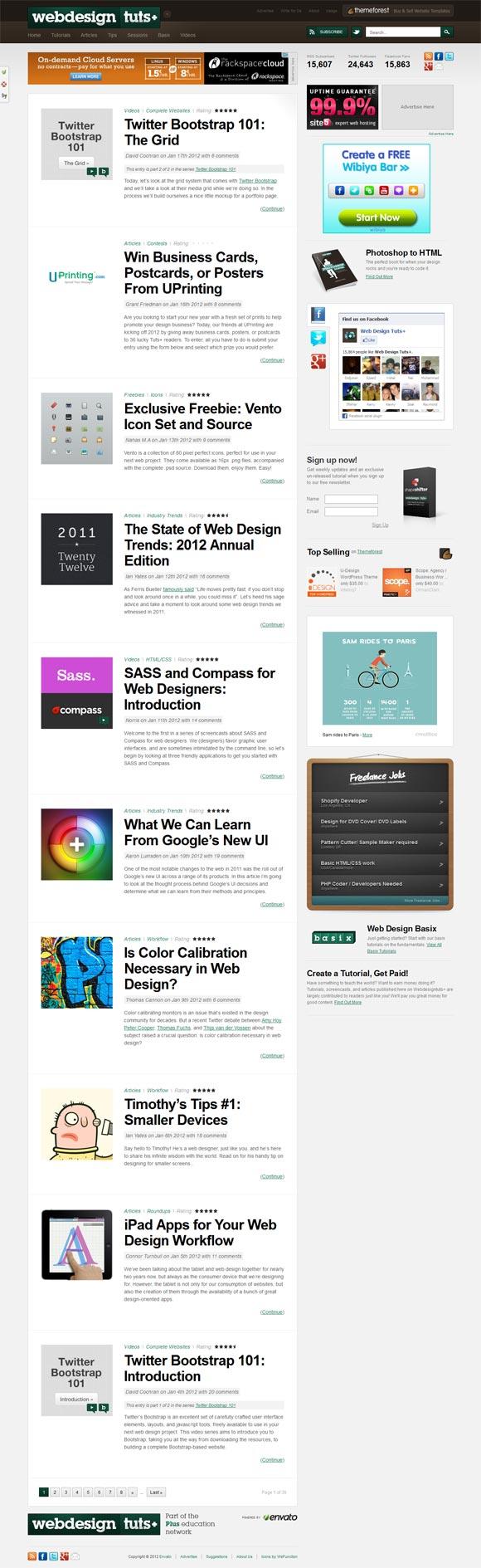 Webdesigntuts+