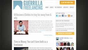 Guerrilla Freelancing