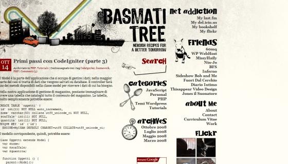 Basmati Tree