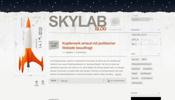 Skylab Blog
