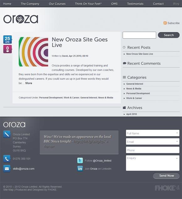 Oroza